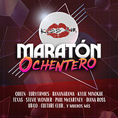 Kiss FM Maratón Ochentero de Various Artists