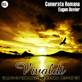 Vivaldi: Concerto for Violin and Strings in D minor, Op.6/6 RV 239 by Eugen Duvier