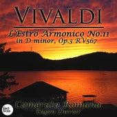 Vivaldi: L'Estro Armonico No.10 in B minor, Op.3 RV580 & No.11 in D minor, Op.3 RV567 by Eugen Duvier
