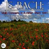 Bach: Violin Concerto in A minor, BWV 1041 by Eugen Duvier