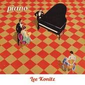 Piano by Lee Konitz