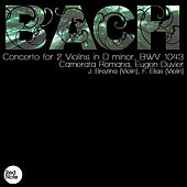 Bach: Concerto for 2 Violins in D minor, BWV 1043 by Eugen Duvier
