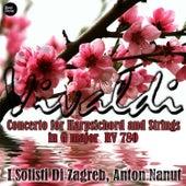 Vivaldi: Concerto for Harpsichord and Strings in G major RV 780 by Anton Nanut