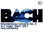 Bach: Brandenburg Concerto No. 2 in F major, BWV 1047 by Herbert Waltl