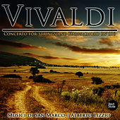 Vivaldi : Concerto for Strings and Harpsichord RV 116 by Alberto Lizzio
