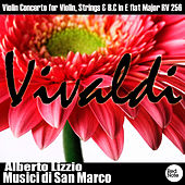 Vivaldi: Violin Concerto for Violin, Strings & B.C in E flat Major RV 256 by Alberto Lizzio