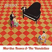 Piano de Martha and the Vandellas
