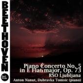 Beethoven: Piano Concerto No. 5 in E Flat major, Op. 73 by Anton Nanut