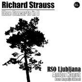 Strauss: Oboe Concerto in D by Anton Nanut