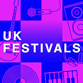 UK Festivals van Various Artists