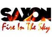 Fire In the Sky de Saxon