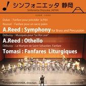Debussy, Reed, Dukas & Others: Works for Brass Ensemble (Live) de Japan Sinfonietta Shizuoka