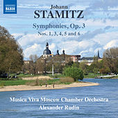 Stamitz: Symphonies, Op. 3 Nos. 1 & 3-6 von Musica Viva