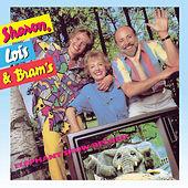 The Elephant Show Record by Sharon Lois and Bram