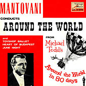 Vintage Dance Orchestras No. 167 - EP: Around The World by Mantovani & His Orchestra
