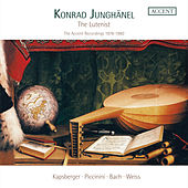 The Lutenist: The Accent Recordings 1978-1980 de Konrad Junghänel