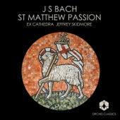 Bach, J.S.: St. Matthew Passion de Eamonn Dougan
