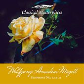 Wolfgang Amadeus Mozart Symphony No. 33 &35