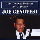 TomTomoser Presents Live In Concert Joe Genovesi with Sharon Saulnier de Joe Genovesi