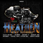 Heathen Ext Riddim de Various Artists