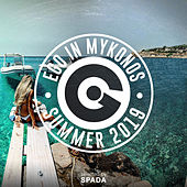 Ego In Mykonos Summer 2019 Selected By Spada von Various Artists