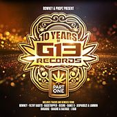 10 Years of G13 Records - Part 1 van Various Artists