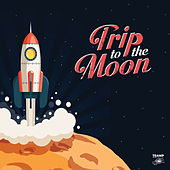 Trip to the Moon - 14 Obscure R&B, Garage Rock and Deepfunk Songs About the Moon von Various Artists