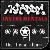 The Illegal Album Instrumentals von Kraddy