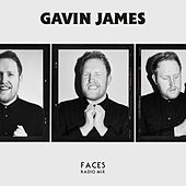 Faces (Radio Mix) van Gavin James