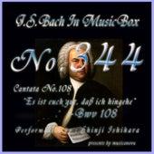 Cantata No. 108, ''Es ist euch gut, dab ich hingehe'', BWV 108 von Shinji Ishihara