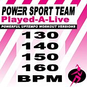 Play-A-Live (The Bongo Song) [Powerful Uptempo Cardio, Fitness, Crossfit & Aerobics Workout Versions] de Power Sport Team