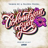 Colombian Gyal de Taiwan Mc