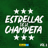 Estrellas de la Champeta (Vol. 2) de Various Artists