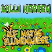 Auf Majas Blumenwiese von Willi Herren