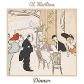 Dinner van Al Martino