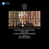 Strauss: Also sprach Zarathustra, Don Juan & Suite from Le bourgeois gentilhomme de Rudolf Kempe