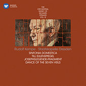 Strauss: Sinfonia domestica, Op. 53 & Till Eulenspiegel's Merry Pranks, Op. 28 by Rudolf Kempe
