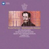 Strauss: Ein Heldenleben, Op. 40 & Death and Transfiguration, Op. 24 by Rudolf Kempe