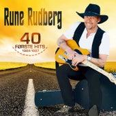 40 Første Hits 1987-1994 by Rune Rudberg