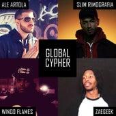 Global Cypher by Ale Artola
