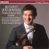 Beethoven/Schubert/Dvorak: Romances, etc by Pinchas Zukerman