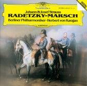 Strauss, J. I & J.II, Josef Strauss: Radetzky-Marsch by Berliner Philharmoniker