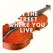 On the Street Where You Live von Dean Martin