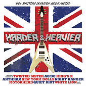 Harder & Heavier - '60s British Invasion Goes Metal de Various Artists