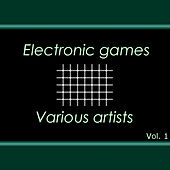 Electronic games vol. 1 de Various Artists