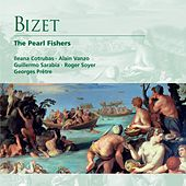 Bizet: The Pearl Fishers by Various Artists