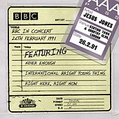 BBC In Concert (26th February 1991) de Jesus Jones