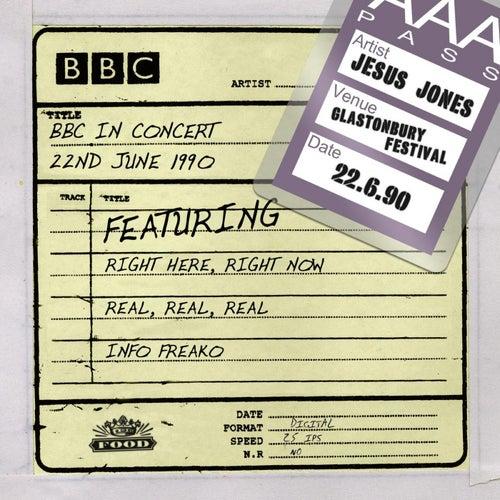 BBC In Concert (22nd June 1990) by Jesus Jones