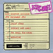 Mark Goodier Session (19th December 1992) de Jesus Jones