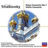 Tchaikovsky: Piano Concerto No.1; Violin Concerto von Various Artists